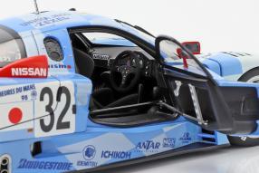 Modellautos Nissan R390 GT1 Le Mans 1998 1:18
