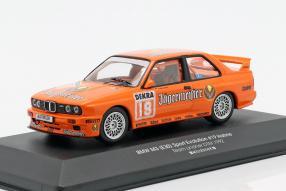 modellautos BMW M3 E30 DTM 1992 1:43 CMR