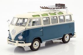 Volkswagen VW T1b Samba 1:18