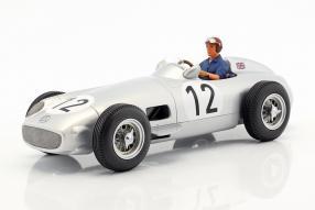 Mercedes-Benz W196 1:18 Moss