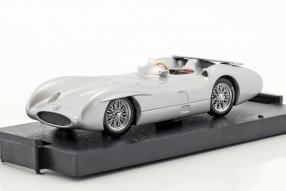 Formel 1 Test Moss W 196 C 1955 1:43