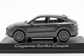 diecast miniatures Porsche Cayenne Coupé 1:43