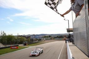 Porsche 911 GT3 R Sachsenring 2018, Foto: Team75 Motorsport, Gruppe C Photography