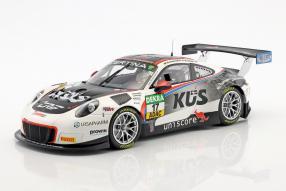 Porsche 911 GT3 R KÜS Tem75 ADAC GT Masters 2017 1:18