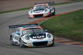 Porsche 911 GT3 R Sachsenring 2018 , Foto: Team75 Motorsport, Gruppe C Photography