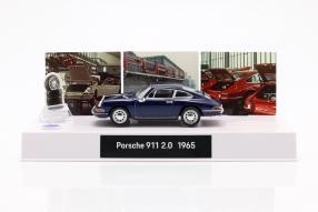 Porsche 911 Adventskalender 2019 1:43