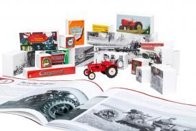 Porsche Master 419 Traktor Adventskalender 1:43