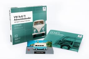 Adventskalender VW T1 Bulli 2019 1:43