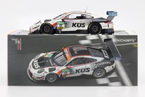 Porsche 911GT3R  KÜS Team75 Bernhard ADAC GT Masters 2018 1:18