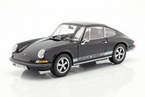 diecast miniatures Porsche 911 S 1973 1:18
