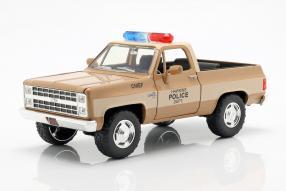 Chevrolet Blazer Hopper, Stranger Things 1:24
