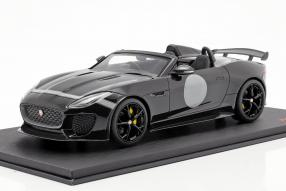 Jaguar F-Type Project 7 1:18