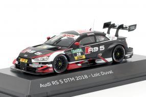 Audi RS 5 DTM 2018 Duval 1:43