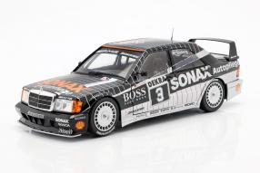 Mercedes-Benz 190 E 2.5-16 Evo II 1992 1:18