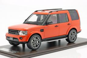 Land Rover Discovery IV 2016 1:18