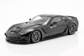 Chevrolet Corvette C7 Prior Design 2019 1:18