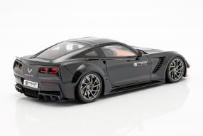 modelcars Chevrolet Corvette C7 Prior Design 2019 1:18