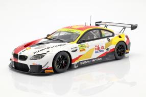 BMW M6 winner Macau 2018 Farfus 1:18