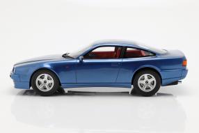 miniatures Aston Martin Vantage 1988 1:18