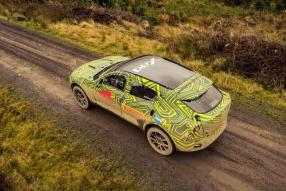 Aston Martin DBX 2020, copyright Foto: Aston Martin Ltd.