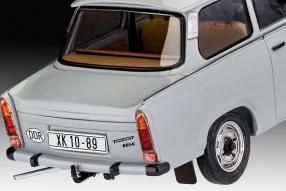 modelcars Trabant 601 30 Jahre Mauerfall 1:24 Bausatz Revell