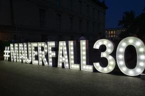 30 Jahre Mauerfall
