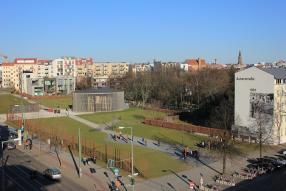 Gedenkstätte Berliner Mauer 2019