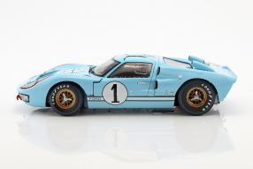Ford GT40 Mk. II No. 1 2nd Le Mans 1966 1:18