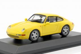 Porsche 911 993 1:43 Maxichamps