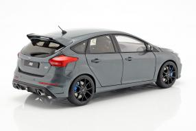 modellautos Ford Focus RS 2016 1:18