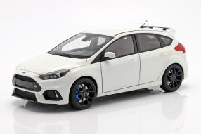 modelcars Ford Focus RS 2016 1:18