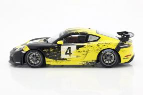 modellautos Porsche 718 Cayman GT4 2019 1:18