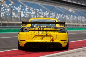 Porsche 718 Cayman GT4 2019, copyright Foto: Porsche AG