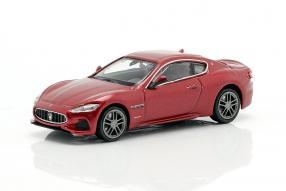 Maserati Granturismo 2018 1:87 Minichamps