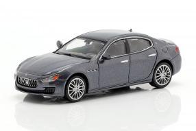 Maserati Ghibli 2018 1:87 Minichamps