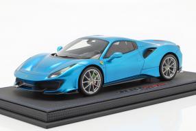 Ferrari 488 pista spider 2018 1:18