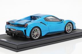 miniatures Ferrari 488 pista spider 2018 1:18