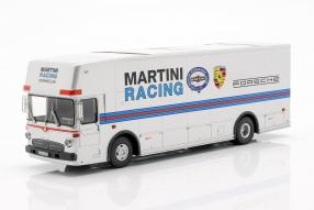 Porsche Renntransporter Mercedes-Benz O 317 1:43
