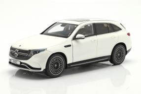 Mercedes-Benz EQC N 293 1:18 NZG