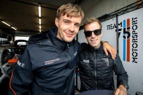 Matteo Cairoli, Adrien De Leener 2019, Foto: Team75 Motorsport, Gruppe C Photography