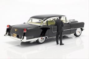 modellautos Der Pate Cadillac Fleetwood Series 60 1955 1:18