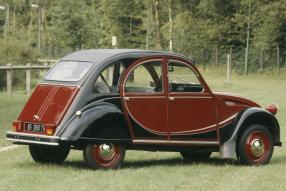 Citroën 2CV Charleston, copyright Foto: Citroën Kommunikation, Georges Guyot