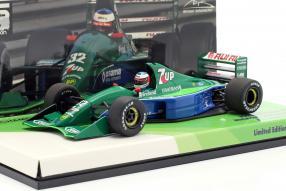 Jordan 191 F1 1991 Schumacher 1:43
