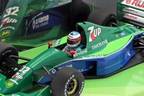 Modellautos Jordan 191 F1 1991 Schumacher 1:43