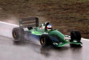 Jordan 191 F1 1991 Schumacher, copyright Foto: Herrick