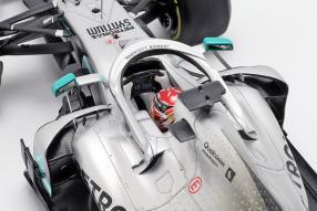 miniatures Mercedes-AMG F1 W10 2019 1:18