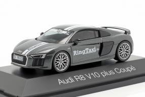 Audi R8 V10 plus Ringtaxi 1:43
