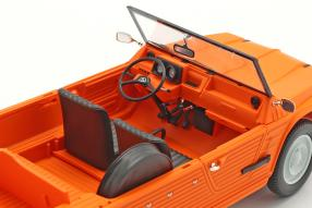 diecast miniatures Citroën Méhari 1983 1:18 Norev