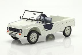 miniatures Citroën Méhari 1983 1:18 Norev