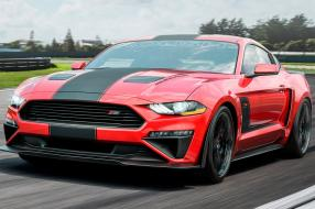 Roush Stage 3 Mustang 2019, copyright: Roush performance